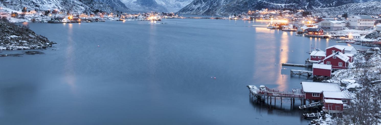 Moskenes, Norge