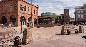 Zona antigua de Flagstaff