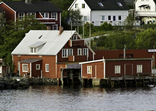 Flora, Noorwegen