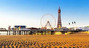 ท่่าเรือกลาง Blackpool