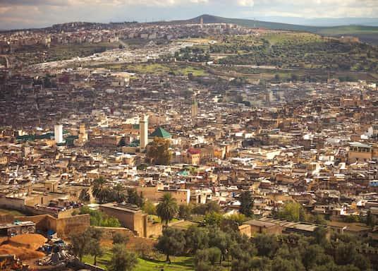 フェス, モロッコ