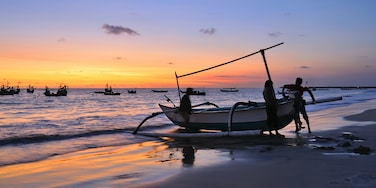 Jimbaran Bay, Jimbaran, Bali, Indonesia