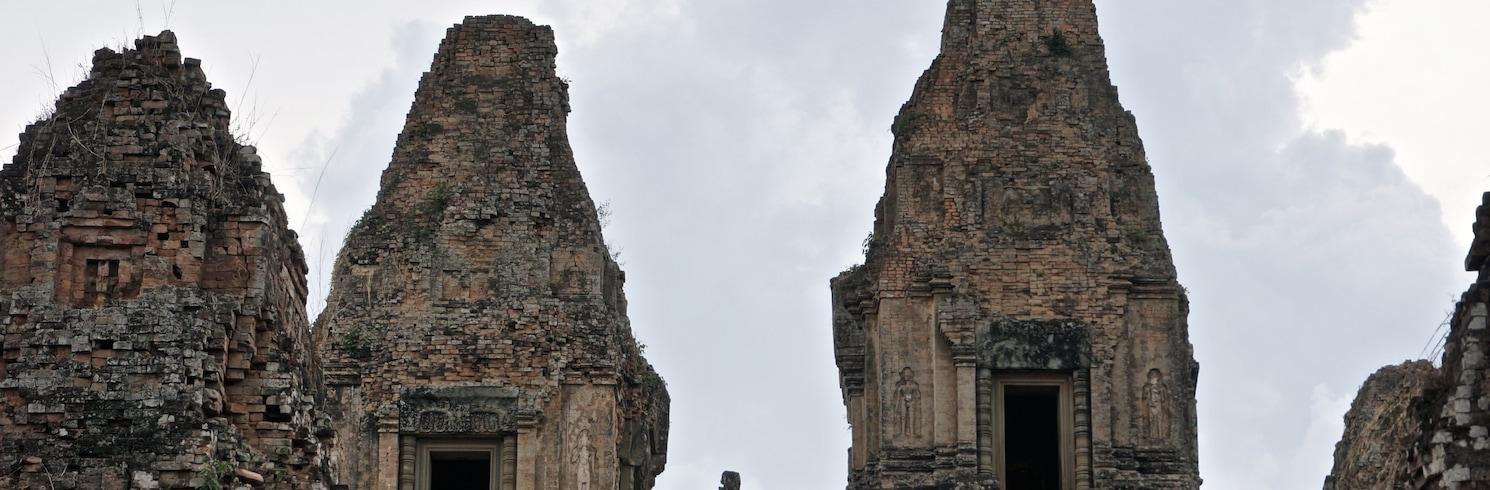 Kampong Thom, Kamboja