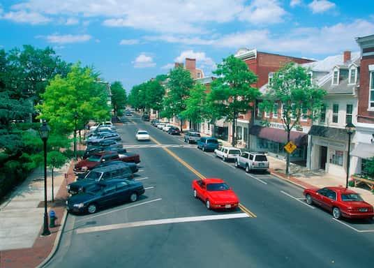 Easton, Maryland, Stany Zjednoczone