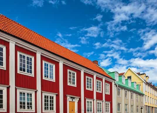 Galgamarken-Trossö, Schweden
