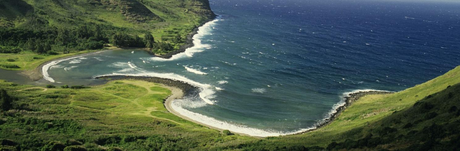 Molokai, Hawaii, Amerika Serikat