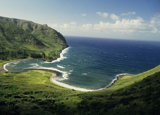 Kaunakakai, Hawaii, USA
