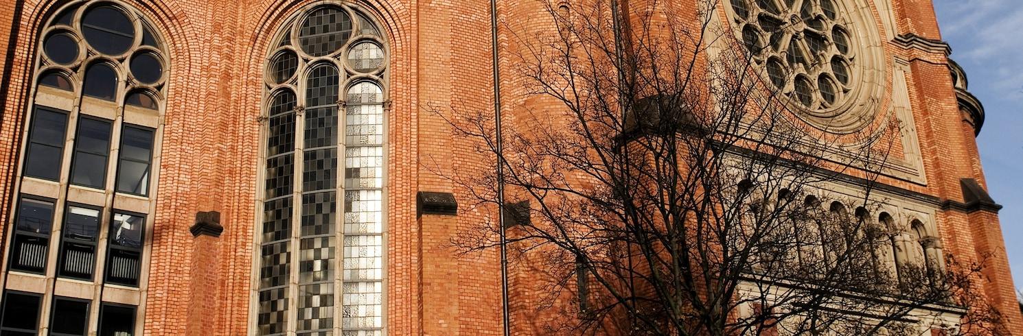 Stadtbezirke01, Tyskland