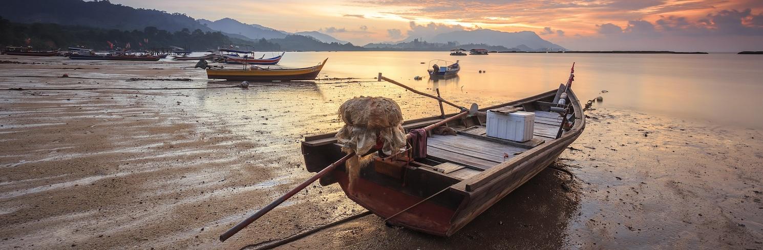 아이르 항앗, 말레이시아