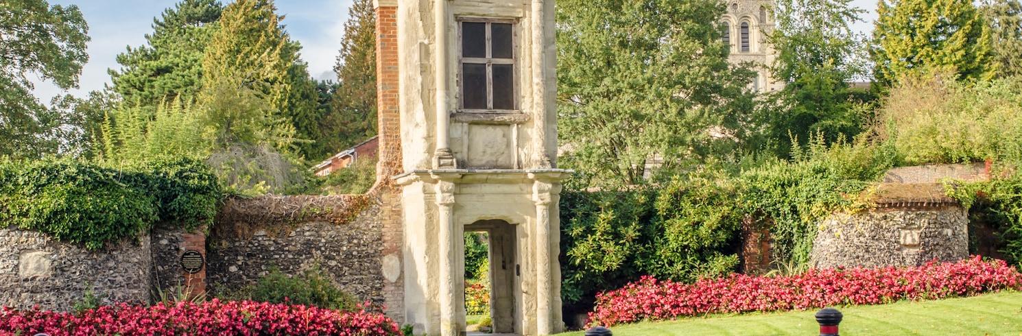 Hertfordshire (county), Inggris Raya