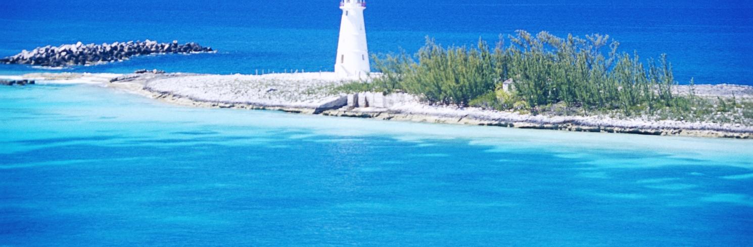 Paradise Island (eyja), Bahamaeyjar