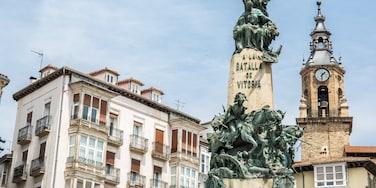 Vieille ville de Vitoria-Gasteiz, Vitoria-Gasteiz, Pays basque, Espagne