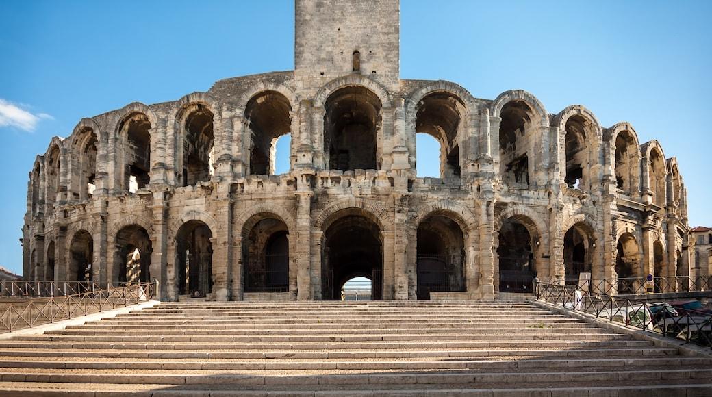 Centre-ville d'Arles