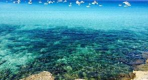 Cala Rossa Beach