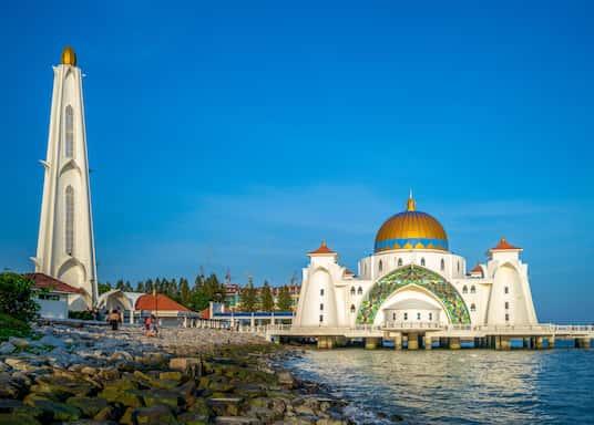 مدينة مالاكا, ماليزيا