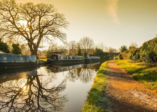 Stafford, Spojené kráľovstvo