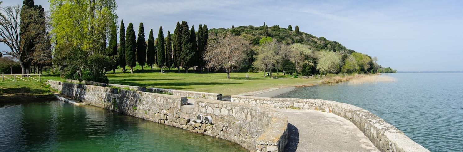 Castiglione del Lago, Italien