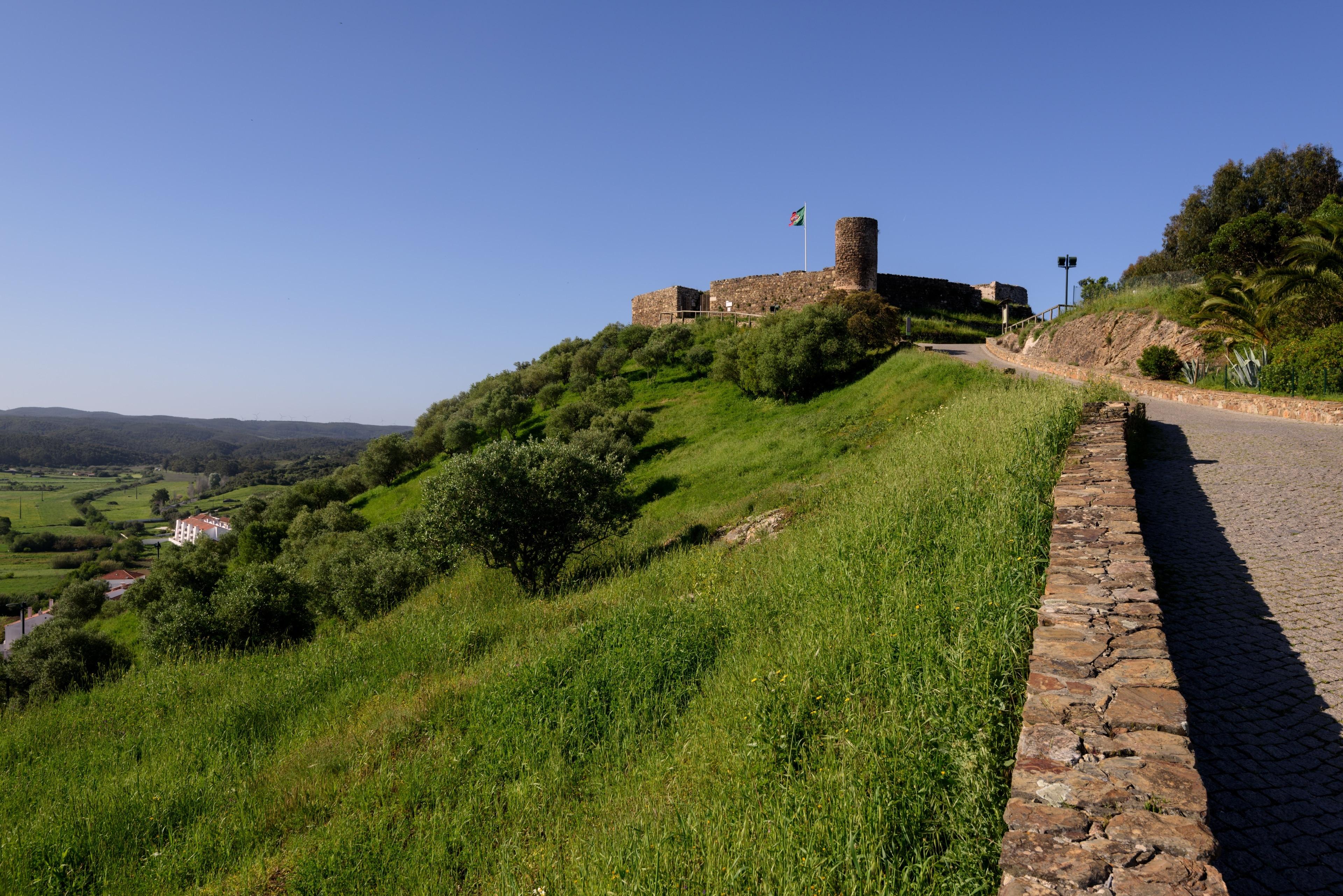 Castelo de Aljezur, Aljezur, Distrito de Faro, Portugal