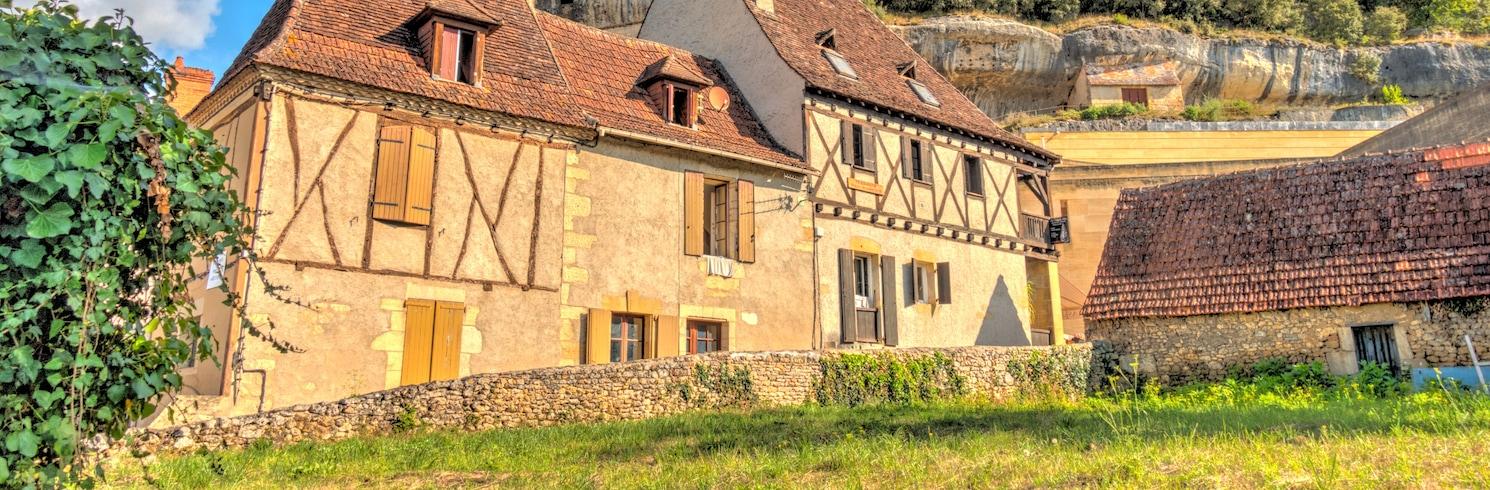 Les Eyzies, Fransa