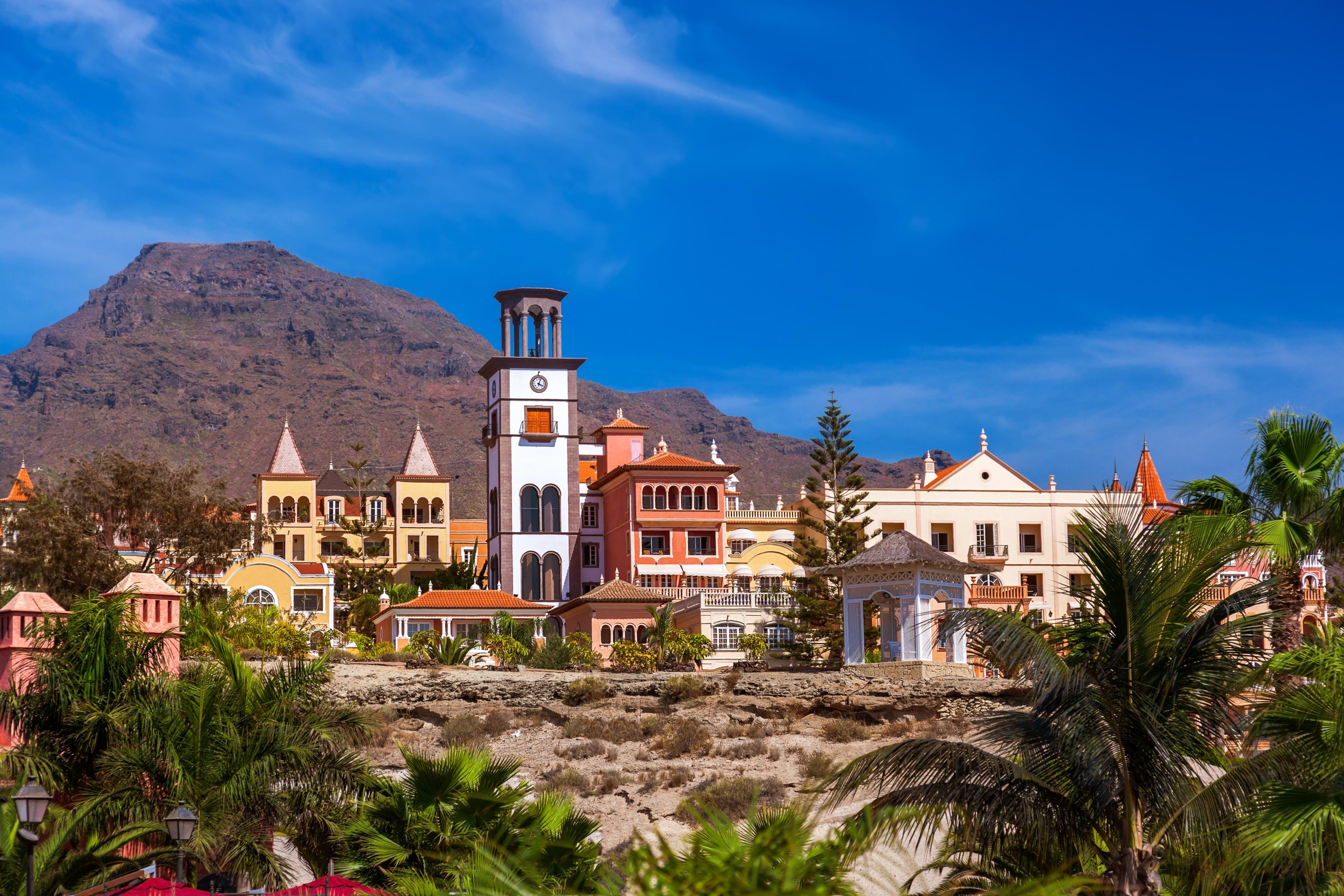 Playa de las Américas, Arona, Canary Islands, Spain