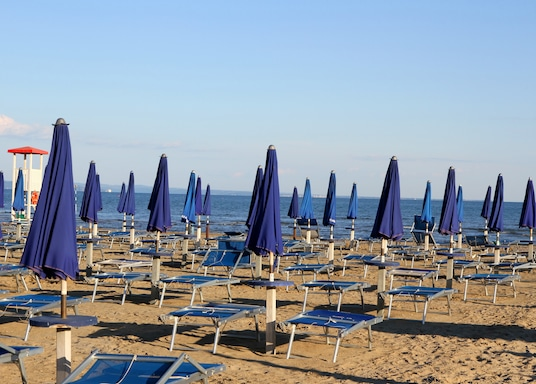 Bờ biển Roman, Ý