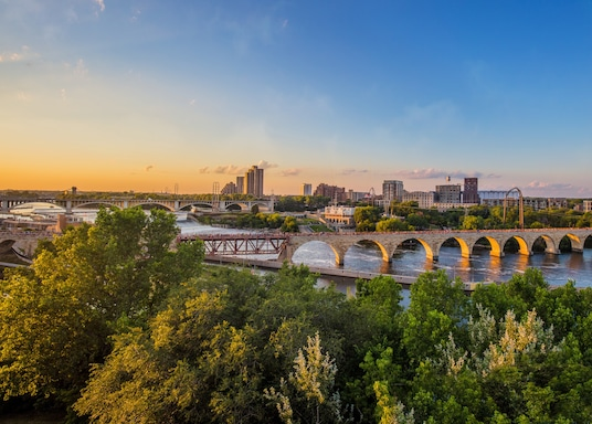 Minneapolis - St. Paul (und Umgebung), Minnesota, USA