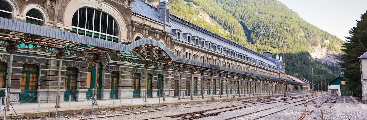Canfranc, Spanien