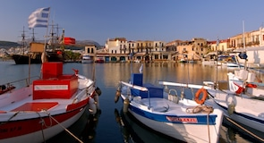 Benátsky prístav Rethymno