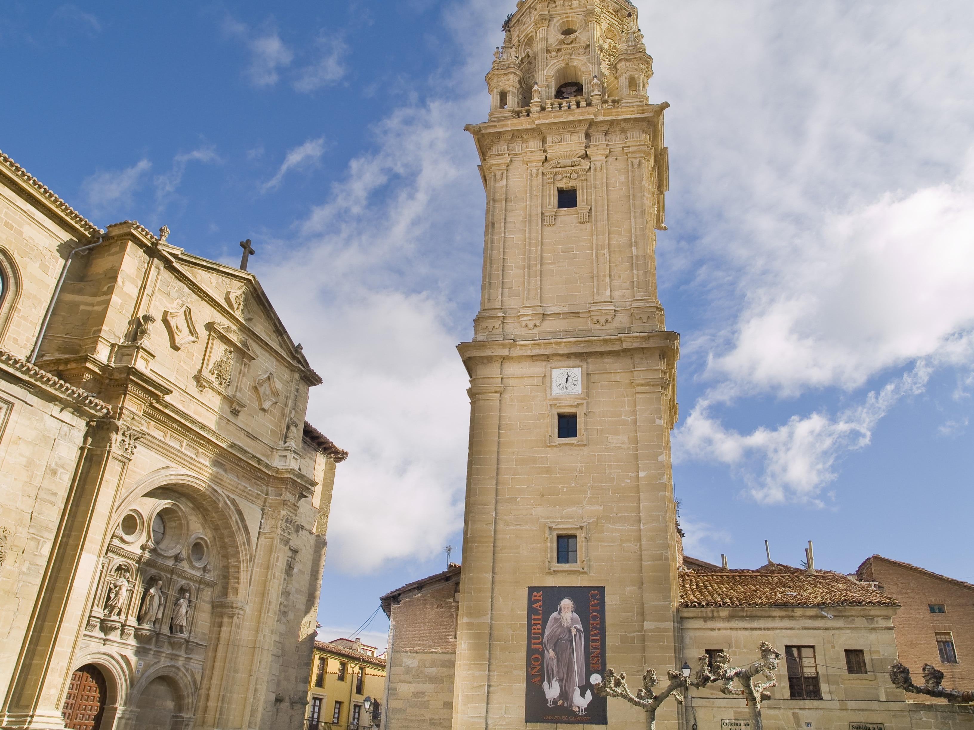 Santo Domingo de la Calzada, La Rioja, Spanien