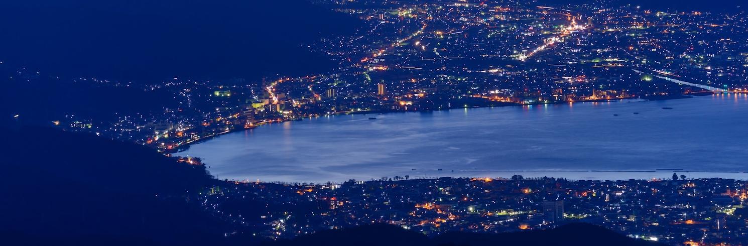 Suwa, Japan