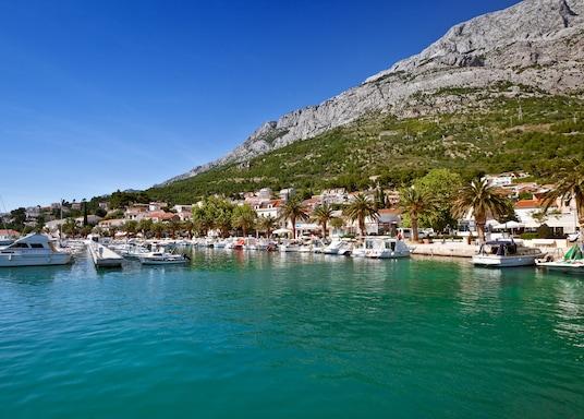 Baska Voda, Chorvatsko