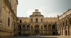 Leccen historiallinen keskusta