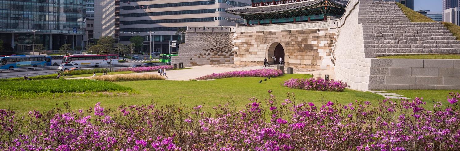 서울, 한국