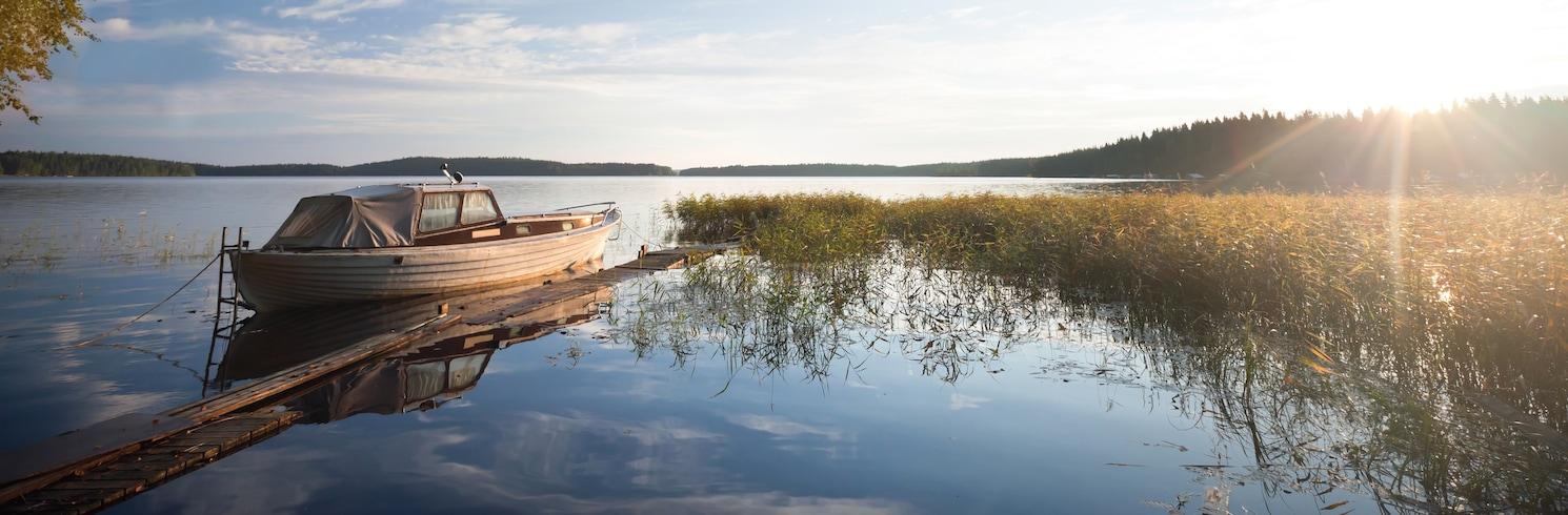 塞馬湖, 芬蘭