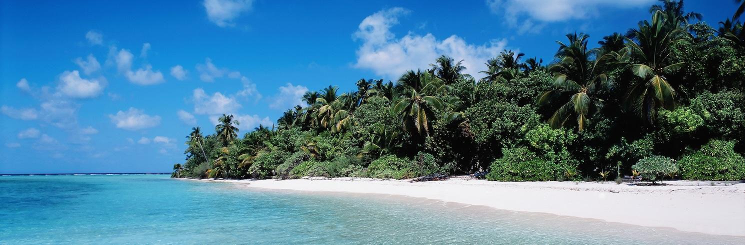 Atol Lhaviyani, Maldivy