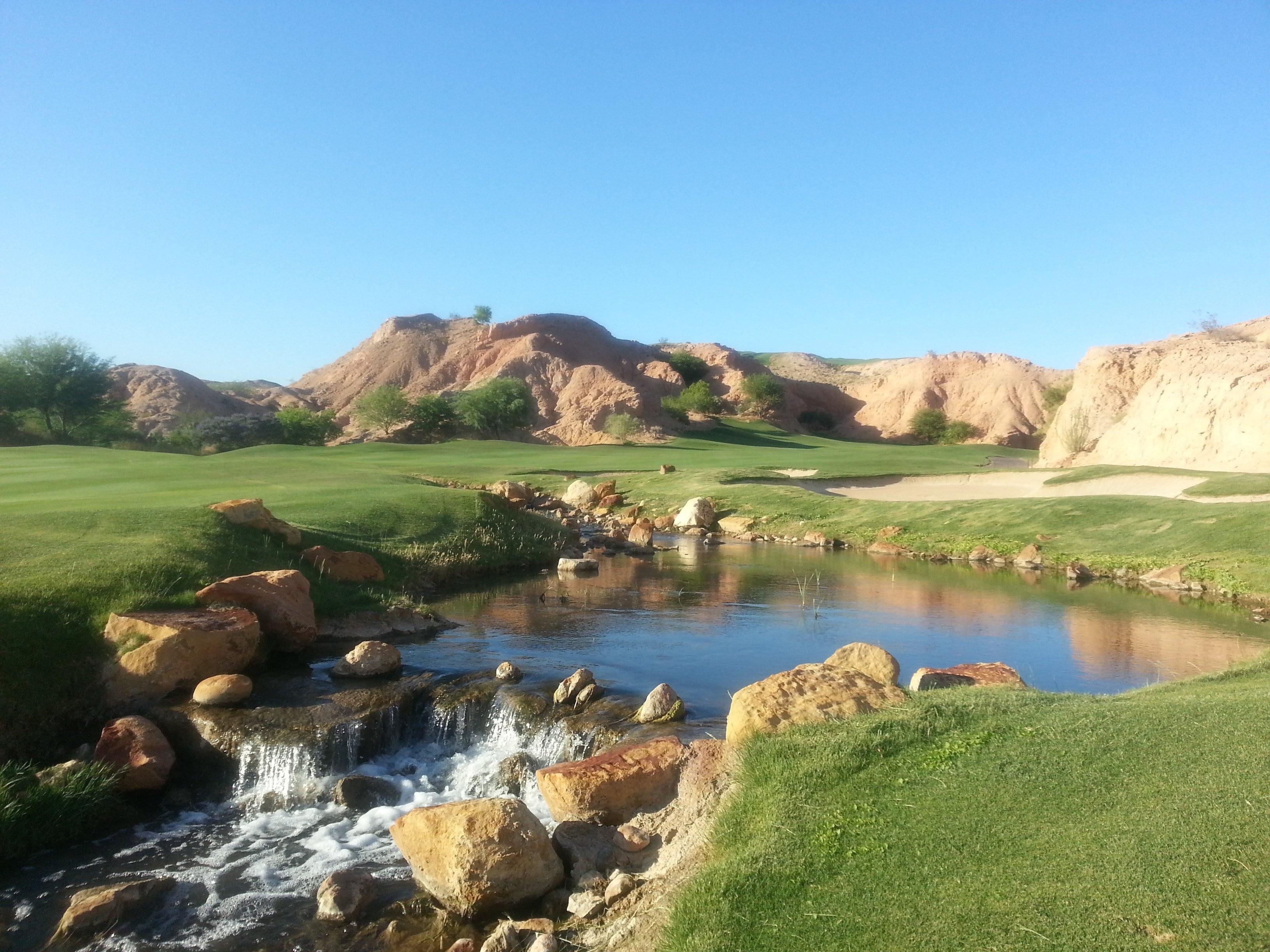 Wolf Creek Golf Club, Mesquite, Nevada, United States of America