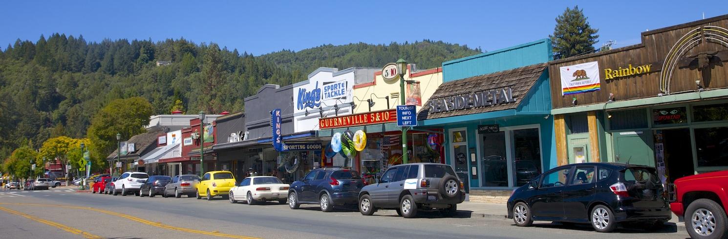 Guerneville, Kalifornia, Egyesült Államok