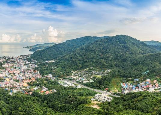 Patong, Thajsko