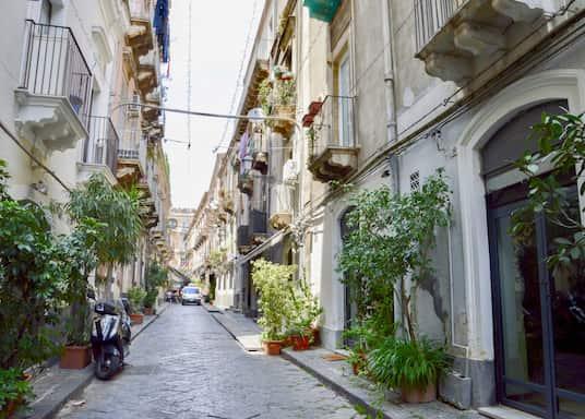 Catania, Italien
