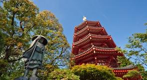 Świątynia buddyjska Kawasaki Daishi