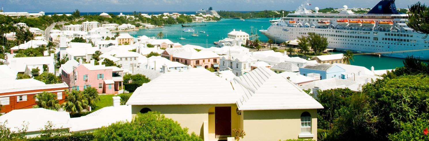 Town of St. George, Bermudas