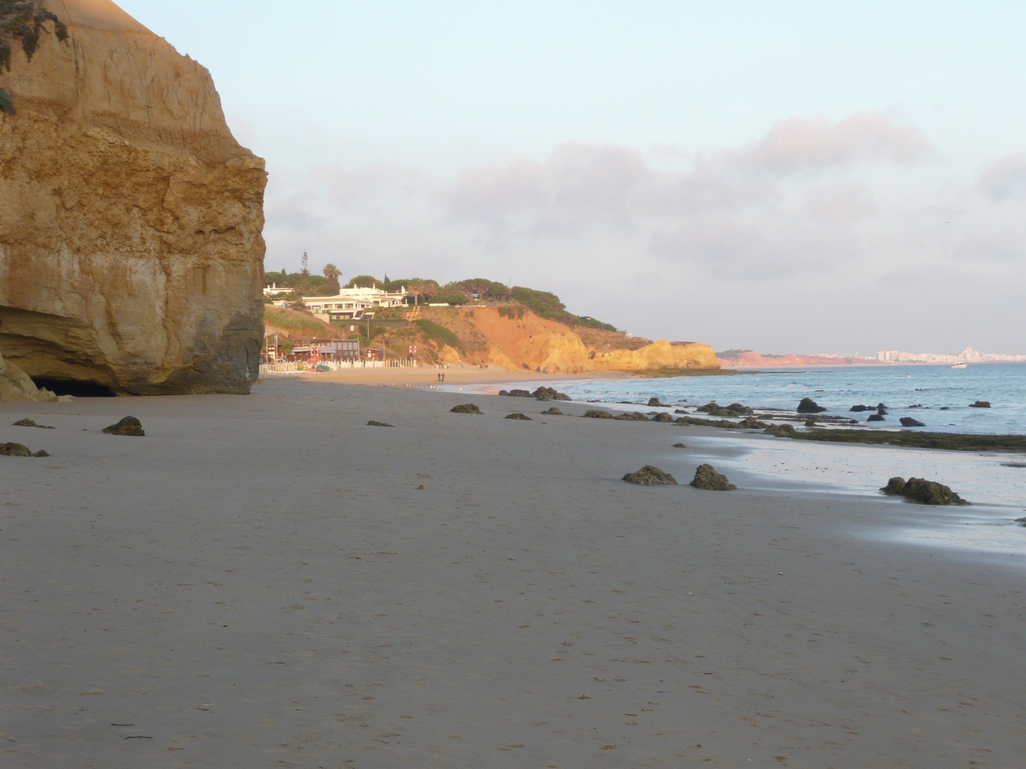 Maria Luisa Beach, Albufeira, Faro District, Portugal