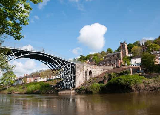 Ironbridge, Bretland