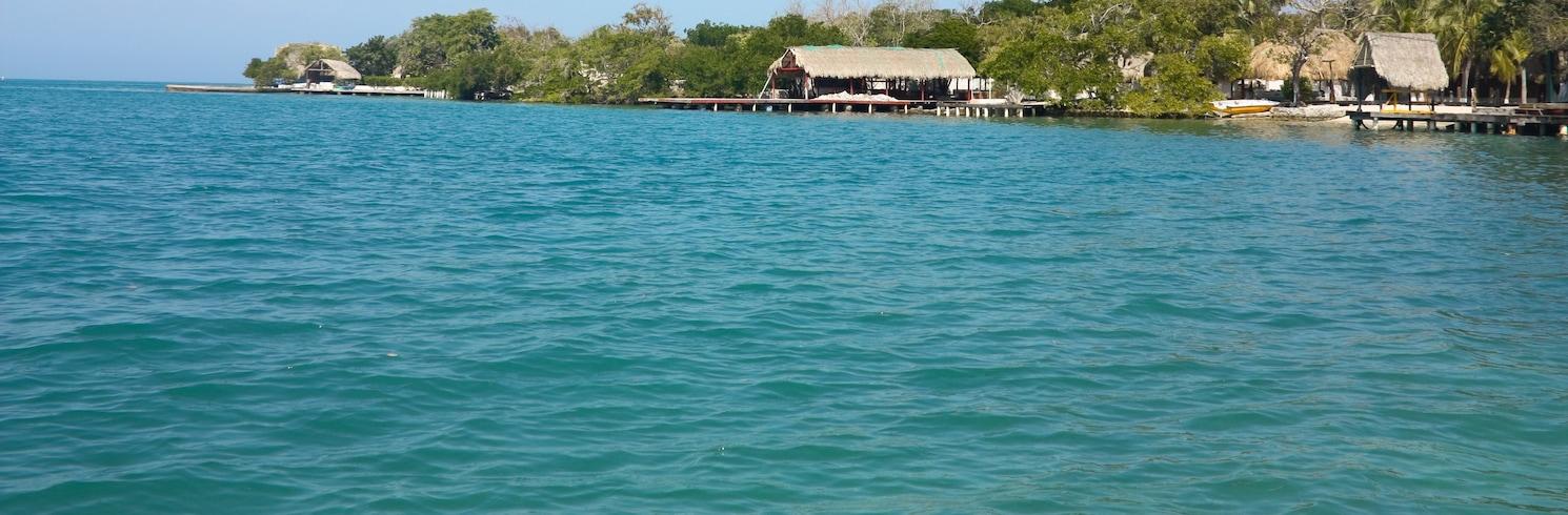 หมู่เกาะ Rosario, โคลอมเบีย