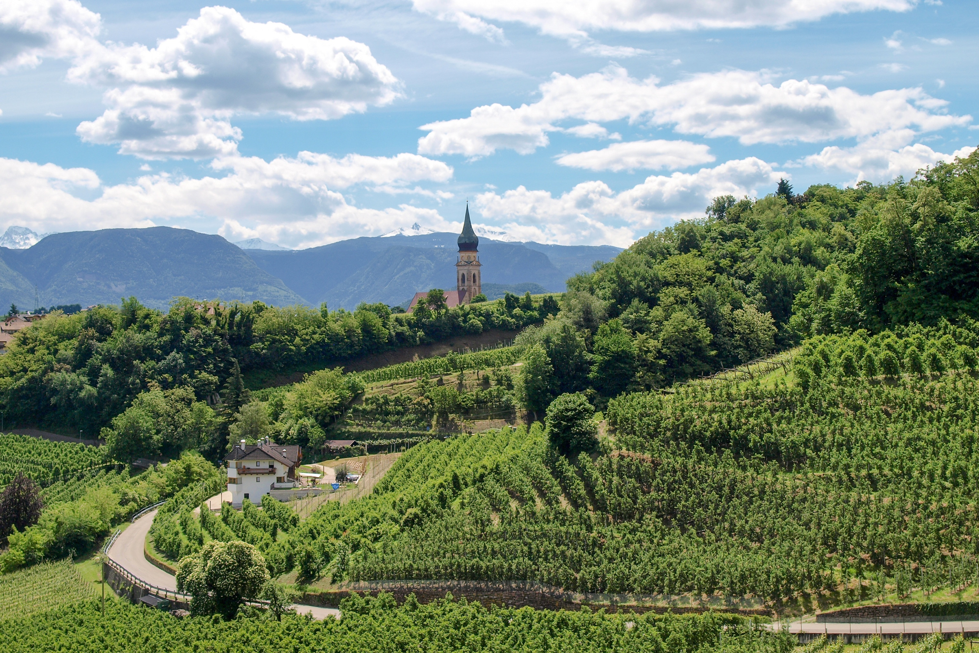 Schenna, Trentino-Alto Adige, Italy