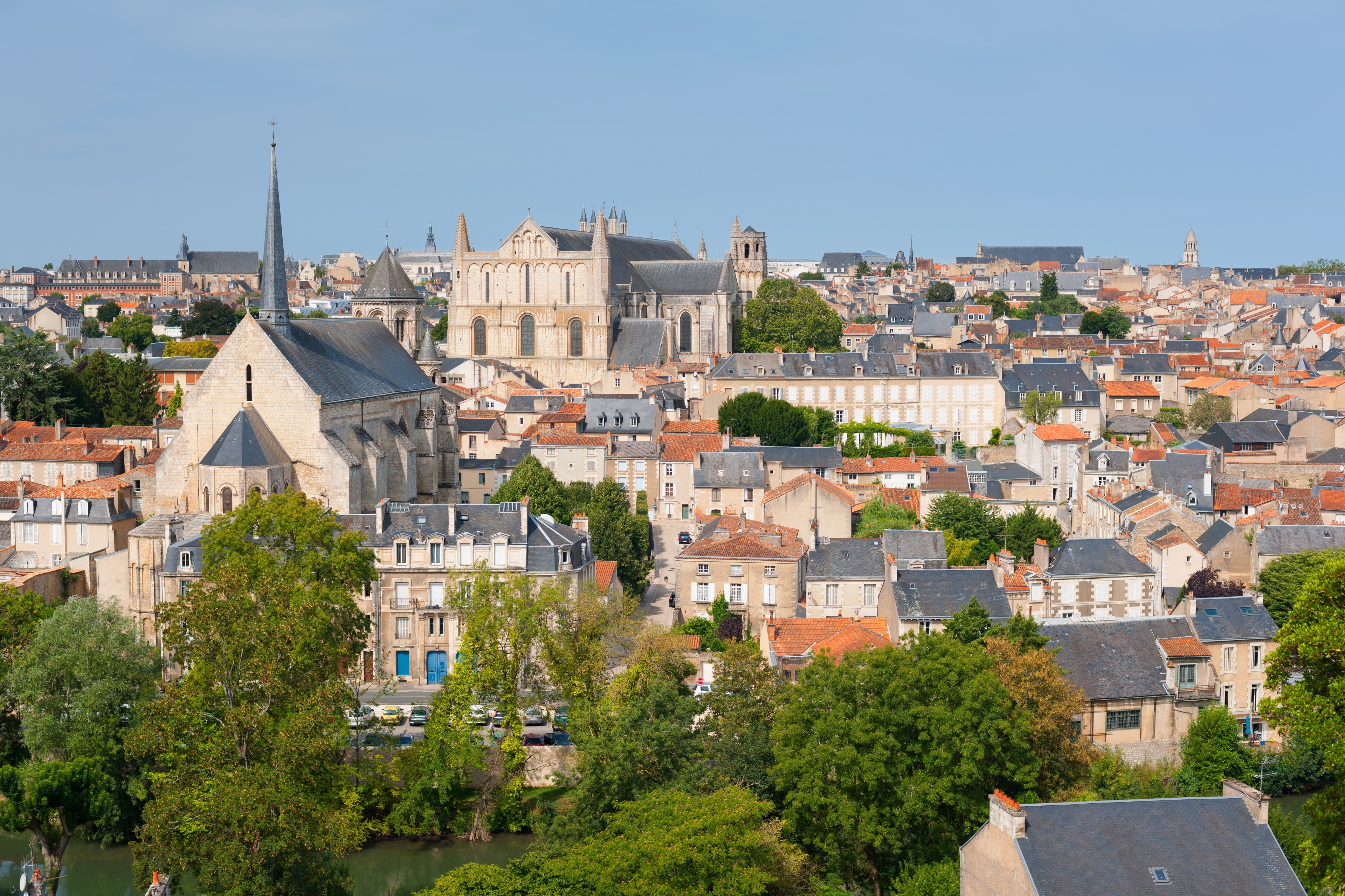 Poitiers, Vienne, France