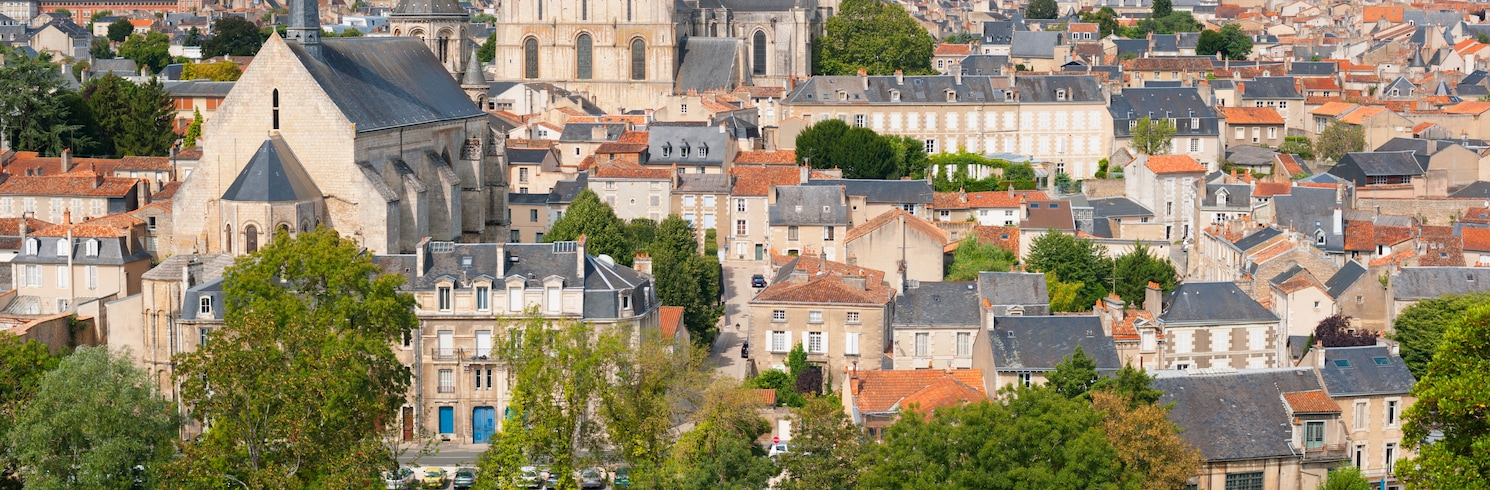 Poitiers, Frankrike