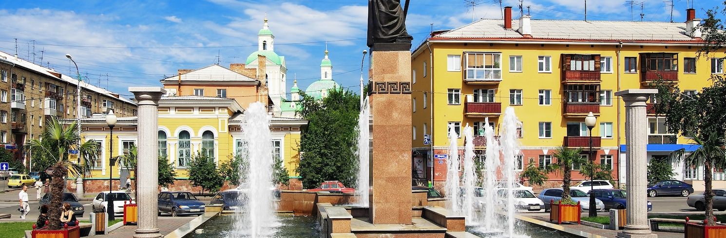 Krasnoyarsk, Rusland