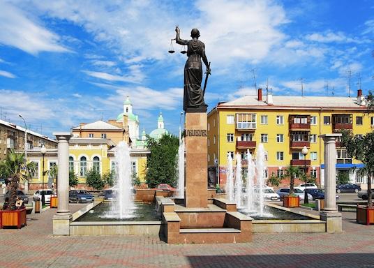 Krasnoïarsk, Russie