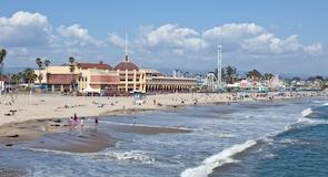 טיילת חוף סנטה קרוז